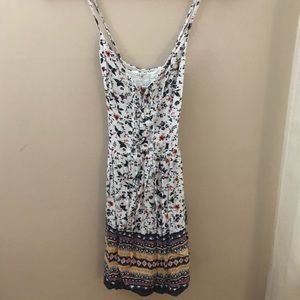 Floral Abercrombie & Fitch Dress size S